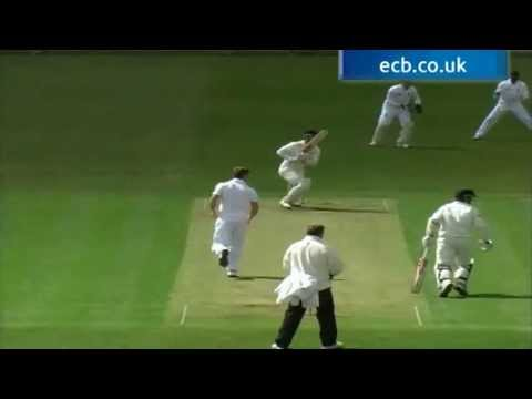 Highlights from England Lions v New Zealand - Day 1
