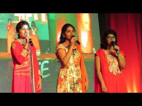 Chirakala sneham song by Sharon sisters in Youth arise Event at Srikakulam