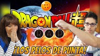 DRAGON BALL RAP SUPER | PORTA [ REACCIÓN ]