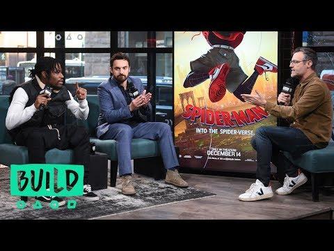 """Jake Johnson & Shameik Moore Discuss Their Roles In """"Spider-Man: Into The Spider-Verse"""""""