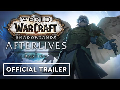 World of Warcraft: Shadowlands Afterlives - Official Story Trailer | gamescom 2020