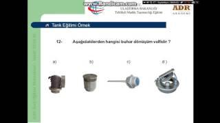 SRC 5 TANKER EĞİTİMİ SINAVA GİRMEDEN İZLEYİN (PART3)