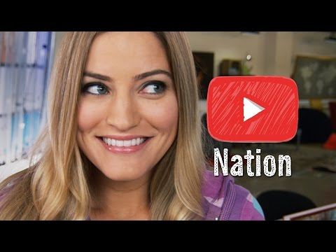Ijustine And The Schoolgirl Ninjas video