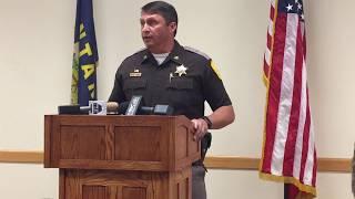 Press conference on Greg Gianforte incident