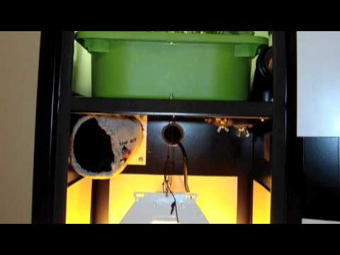Grow Box   Fully Automated Hydroponic Grow System by SuperCloset