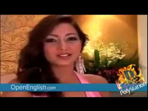 Aida Estrada necesita Open English
