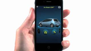2011 Nissan Leaf Apple iAd