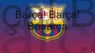 FCBarcelona Song with Lyrics - Anthem (English/Catalan)