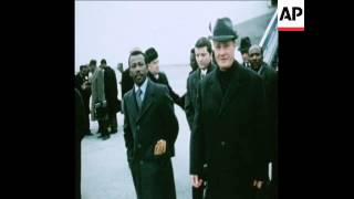 History: Mengistu Haile Mariam visits Hungary.