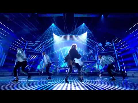 Jennifer Lopez - Live It Up (Britain's Got Talent 2013) HD