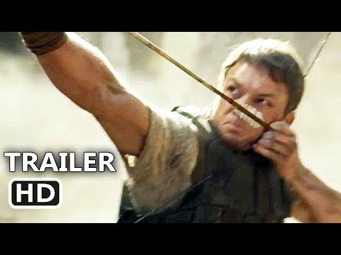 ROBIN HOOD Official Trailer (2018) Taron Egerton, Jamie Foxx, Jamie Dornan Movie HD