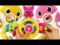 Pinkfong Baby Shark Driving Play Baby Sharks Drive The Pinkfong Melody Bus PinkyPopTOY mp3