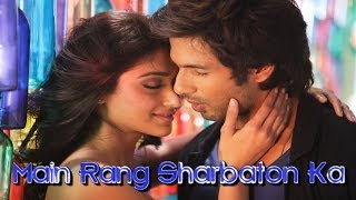 Main Rang Sharbaton- Bollywood Sing Along - Phata Poster Nikhla Hero - Shahid, Ileana, Atif