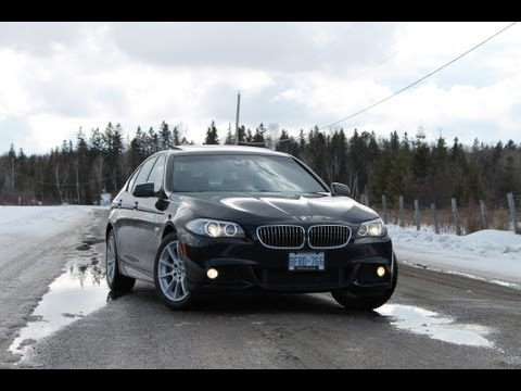 BMW 528i xDrive Test Drive