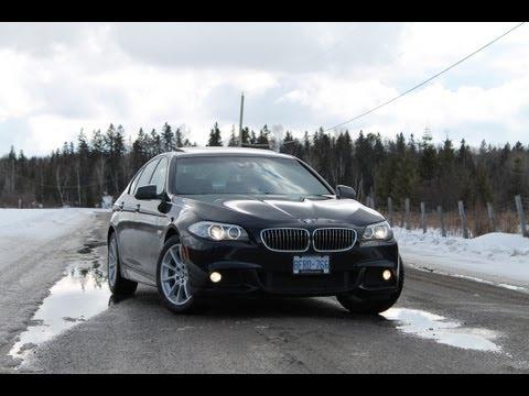 BMW 528i xDrive Test Drive