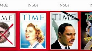 EVOLUTION OF MAGAZINE COVERS