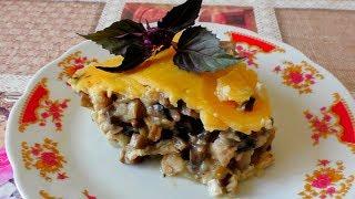 ЖУЛЬЕН с курицей и грибами Как вкусно приготовить жюльен рецепт