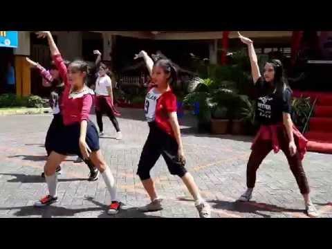 Modern Dance SMP Marsudirini (Christmas 2014)