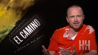 Aaron Paul Says 'El Camino' Lives Up To 'Breaking Bad' Fans' Expectations