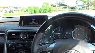 Lexus RX450hl   3seater.Impression