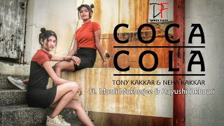 Coca Cola Luka Chuppi Tony Kakkar Neha Kakkar And Young Desi Dance Flick