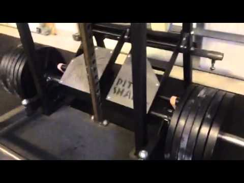 Pit Shark Row/Pull Band Resistance Deadlifts