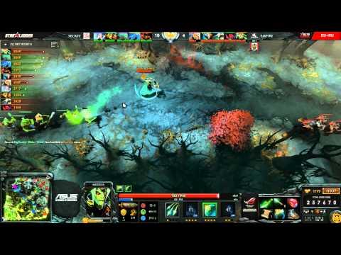 Empire vs Secret Team, SLTV Europe Season X, Day 28, Game 1