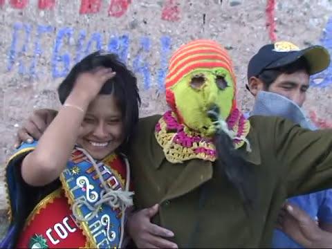 Ayacucho Llusita  2011  Macho
