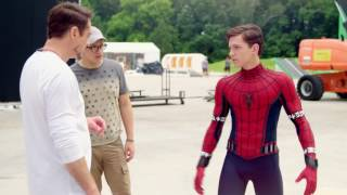 Spider-Man Behind the Scenes from Captain America: Civil War (HD)