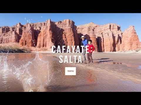 "Cafayate en Salta, un maravilloso ""cajón de agua"" | Tripin Argentina"