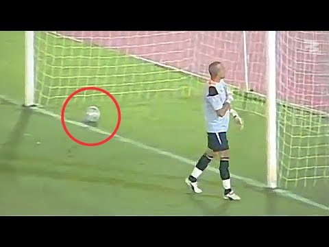 Goalkeepers Celebrate Before Conceding Goal ●  Don't Celebrate Too Early