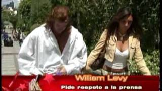 william pide respeto a la prensa