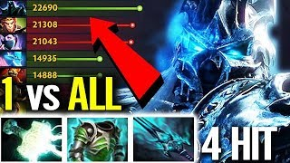 [Abaddon] NEW CARRY 7.21d - Resolution Crazy Gameplay Dota 2