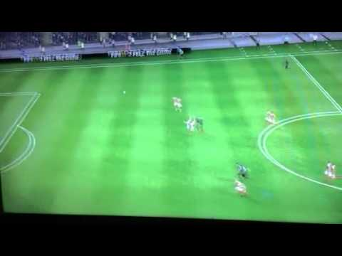 Mauro Zarate 40yrd Beauty! FIFA 15 PS4.