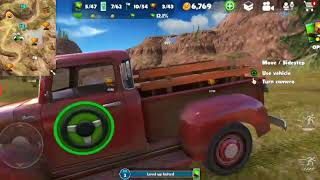 Car game for kids. Watch and enjoy, played by my kid.