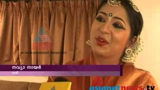 Navya Nair dance performance in mumbai നവ്യാ നായര്