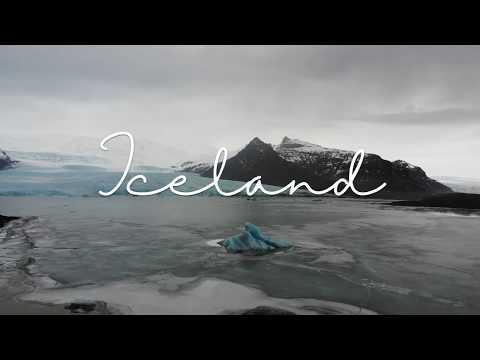 SOUTHERN ICELAND DRONE MOVIE | DJI MAVIC AIR | MARCH 2018