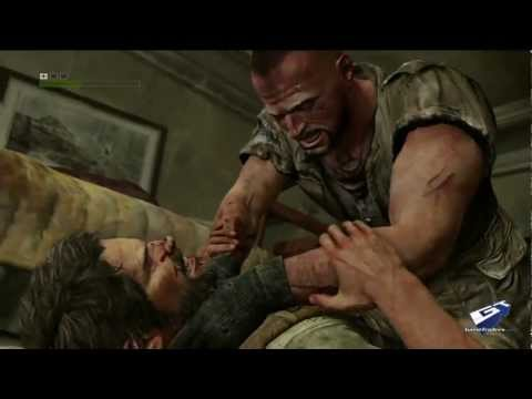 The Last of Us - E3 2012: Debut Gameplay (Stream)