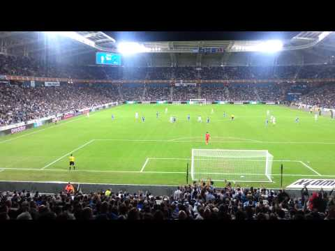 Israel vs Bosnia 16.11.2014 - Audiance Clapping