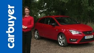 SEAT Ibiza Cupra hatchback 2014 review - Carbuyer