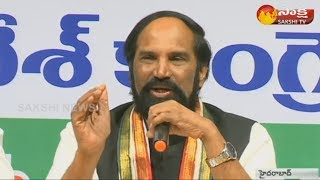 Uttam Kumar Reddy Fires on IT Minister KTR