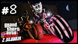 GTA ONLINE z JULIANEM [#8] - NOCNE WYSCIGI! - FULL HD [60FPS]