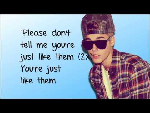 Перевод песен Justin Bieber: перевод песни Love Yourself