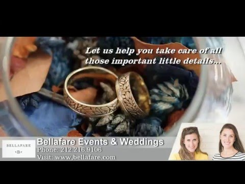 Bellafare Wedding Planners - Reviews - New York - Wedding Planner