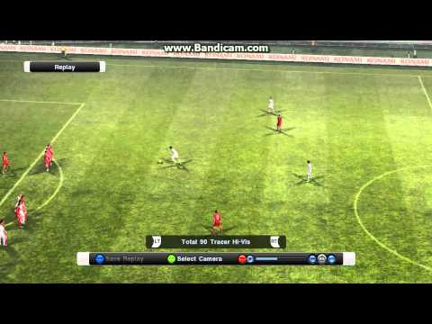 Cristiano Ronaldo Freekick On Pes2011 B video