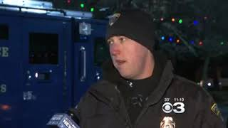 Springfield College Police Department Coat Drive WMass News
