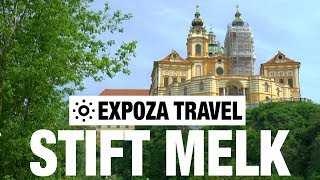 Stift Melk in HD (Austria) Vacation Travel Video Guide