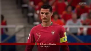 Portugal vs Spain 3-3 All Goals & Highlights WORLD CUP 15/06/2018 HD