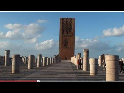 Morocco Rabat City trip