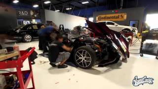 WCC EXCLUSIVE Behind-the-Scenes | #SlingShaq | West Coast Customs